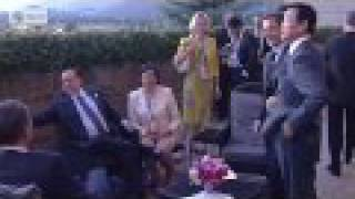 Download Obama, Sarkozy, Berlusconi joke about their 'best' translators Video