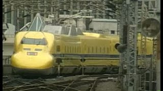 Download Japan Bullets Trains' maintenance routine- clip from NHK World documentary. Video