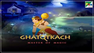 Download Ghatotkach Animated Movie With English Subtitles | HD 1080p | Animated Movies For Kids In Hindi Video