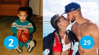 Download Stephen Curry before and after   From 1 to 29 years old   NBA Video