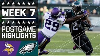 Download Vikings vs. Eagles | NFL Week 7 Game Highlights Video