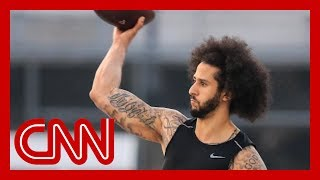 Download Colin Kaepernick's NFL workout abruptly moved over transparency concerns Video
