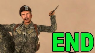 Download Modern Warfare 3 - Part 17 - The End (Let's Play / Walkthrough / Playthrough) Video