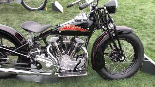Download Vintage Motorcycles from 2010 Concours d'Elegance [1080HD] Video