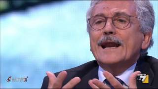Download L'intervista all'ex presidente del Consiglio D'Alema sul referendum costituzionale Video