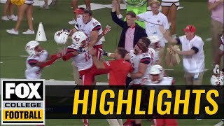 Download Liberty vs Baylor | Highlights | FOX COLLEGE FOOTBALL Video