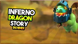Download ″INFERNO DRAGON″ STORY in Hindi | Inferno Dragon की कहानी | Clash stories in Hindi Episode - 8 Video