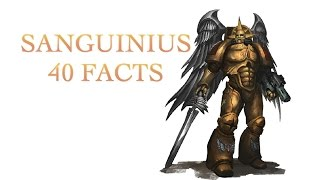 Download 40 Facts and Lore about the Primarch Sanguinius Warhammer 40k, Blood Angels Video