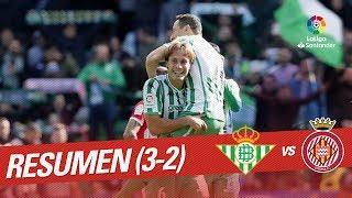 Download Resumen de Real Betis vs Girona FC (3-2) Video