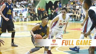 Download Alab Pilipinas vs. Kaohsiung Truth | FULL GAME | 2016-2017 ASEAN Basketball League Video