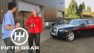 Download Fifth Gear: How To Properly Wash Your Car Video
