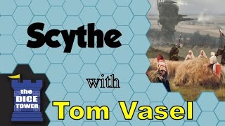 Download Scythe Review - with Tom Vasel Video