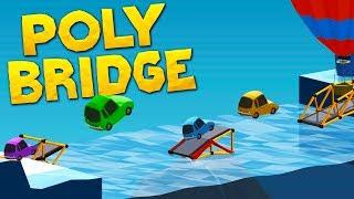 Download Building Bridges Without Bridges in Poly Bridge Video