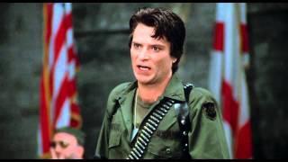 Download Captain Rhodes Speech scene HD Video