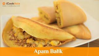 Download Apam Balik | Try Masak | iCookAsia Video