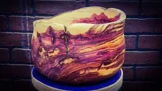 Download Woodturning Rescued Cedar Firewood WOW! Video