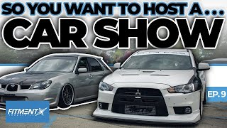 Download So You Want to Host a Car Show Video
