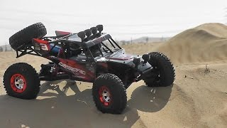 Download RC 4WD Desert Buggy Feiyue Desert Eagle 2 Review Video