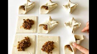 Download Bu Böreği Yiyen Tadına Doyamıyo 😊Mercimekli Bohça Börek👉🏻BERA TATLİDUNYASİ Video