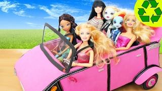 Download Barbie Arabası Yapımı - Nasıl Yapılır? Kendin Yap Video