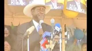 Download Kibaki Tosha Video