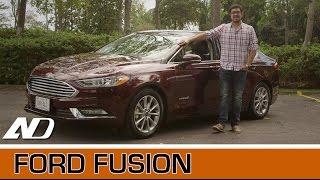 Download Ford Fusion - ¿Vale la pena comprarlo híbrido? Video