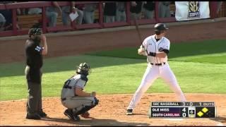 Download South Carolina vs Ole Miss Baseball 2014 Game #2 Video