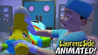 Download SURGEON SIMULATOR 3D ANIMATION | Funny Moments Montage (LaurenzSide Animated) Video