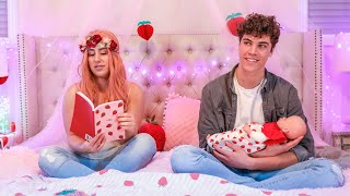 Download School Project With The HOT GUY! *Everyone Is Jealous* Video