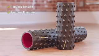 Download Carbon Foam Roller - Piriformis Video
