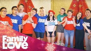 "Download ABS-CBN Christmas Station ID 2018 ""Family Is Love"" Recording Lyric Video Video"