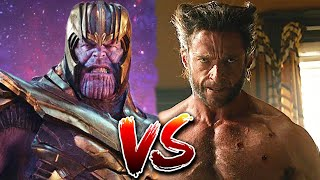 Download Marvel Characters Who Would ABSOLUTELY CRUSH Thanos Video