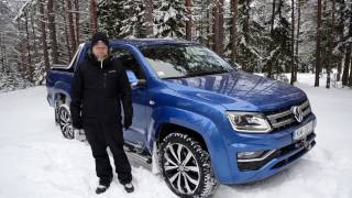 Download VW Amarok V6 TDI 165kW - 2017 - Proovisõit Video