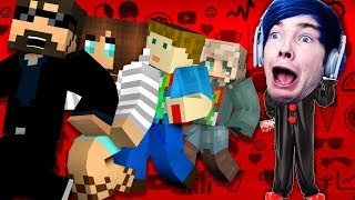 Download Minecraft: GAMING YOUTUBER MURDER | MODDED MINI-GAME Video
