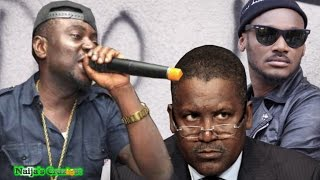 Download Blackface Prays Dangote Settles His Beef with Tuface and Wizkid With Cash or Cheque- Hilarious Video