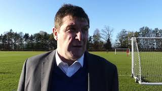 Download Tommy Wright   Pre Match v Hibs   17-11-17 Video