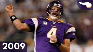Download Favre Destroys Dallas D - Cowboys vs. Vikings (Div. Playoffs, 2009) Classic Highlights Video