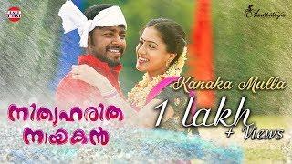 Download Kanaka Mulla | Nithya Haritha Nayakan | Vishnu Unnikrishnan | Dharmajan | AR Binuraj | Official Song Video
