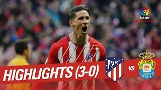 Download Resumen de Atlético de Madrid vs UD Las Palmas (3-0) Video
