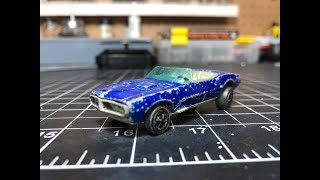 Download Hot Wheels Redline Restoration : 1967 Custom Firebird Video