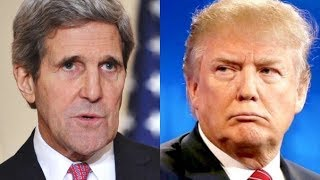 Download John Kerry Puts On A Clinic In How Not To Attack Trump Video