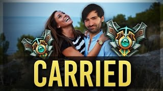 Download Voyboy: CARRYING GIRLS TO MASTER TIER Video