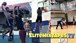 Download CRAZY Ankle Breakers & Poster Dunks! Elite Mixtapes TV Ep 1 Video