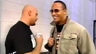 Download The Rock vs Stone Cold - RAW WWF segment Video