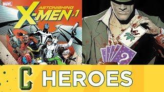 Download Astonishing X-Men #1, Batman #3 & More: Comic Book Pull List - Collider Heroes Video
