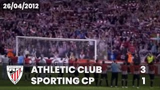 Download Europa L. 11-12 - 1/2 Vuelta - Athletic Club 3 Sporting CP 1 Video