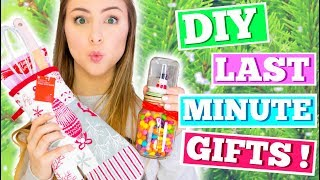 Download DIY Last Minute Christmas Gifts ! Testing Pinterest and Buzzfeed DIYs ! Video
