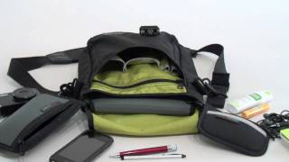 Download Tom Bihn Ristretto for iPad/Netbook Video