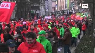 Download Aan de vooravond van de betoging haalt ABVV hard uit naar de N-VA Video