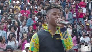 Download Varsity Got Talent 2018 Finals ft A-reece, Mlindo & Flame Video